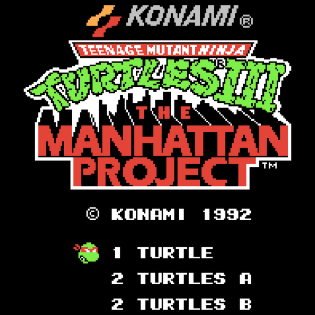 NeatoShop: Manhattan Has Turtles - 3