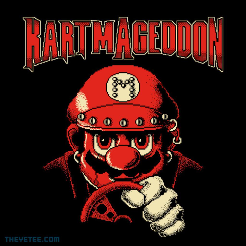 The Yetee: kartmageddon