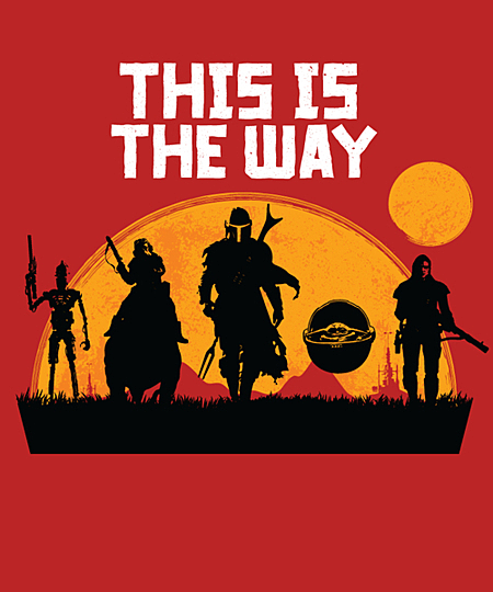 Qwertee: This is Redemption
