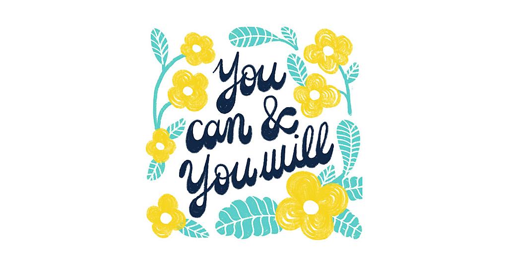 TeePublic: You can & you will