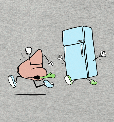 BustedTees: Running Things