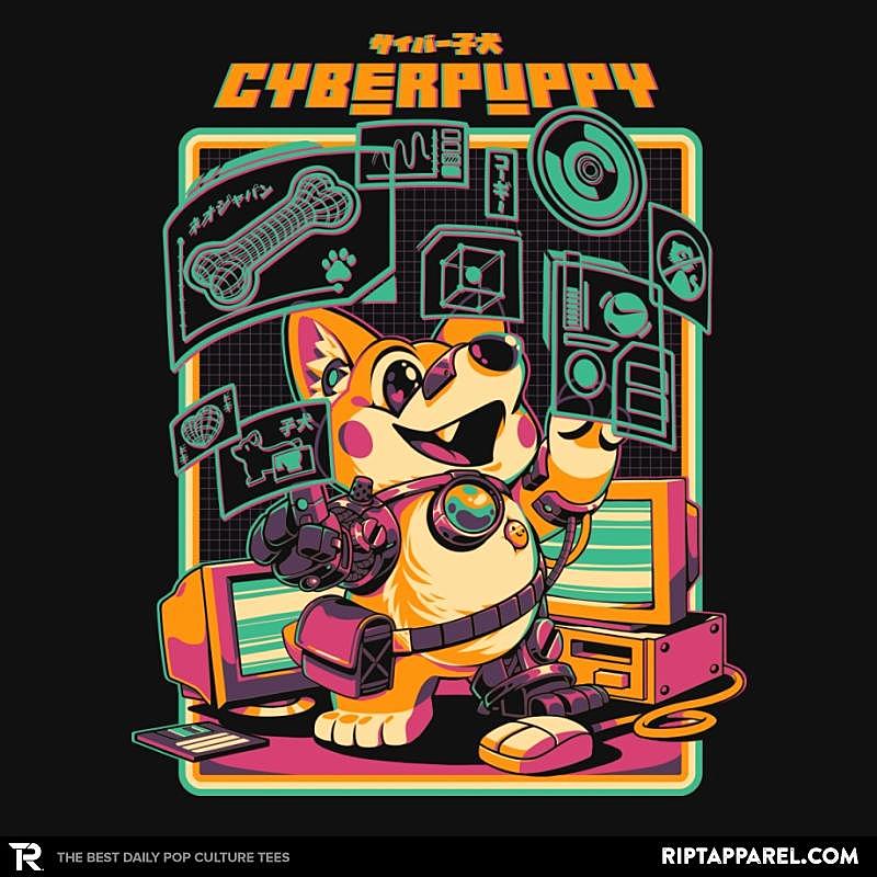 Ript: Cyberpuppy