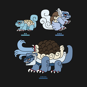 TeePublic: Water Pokemayans