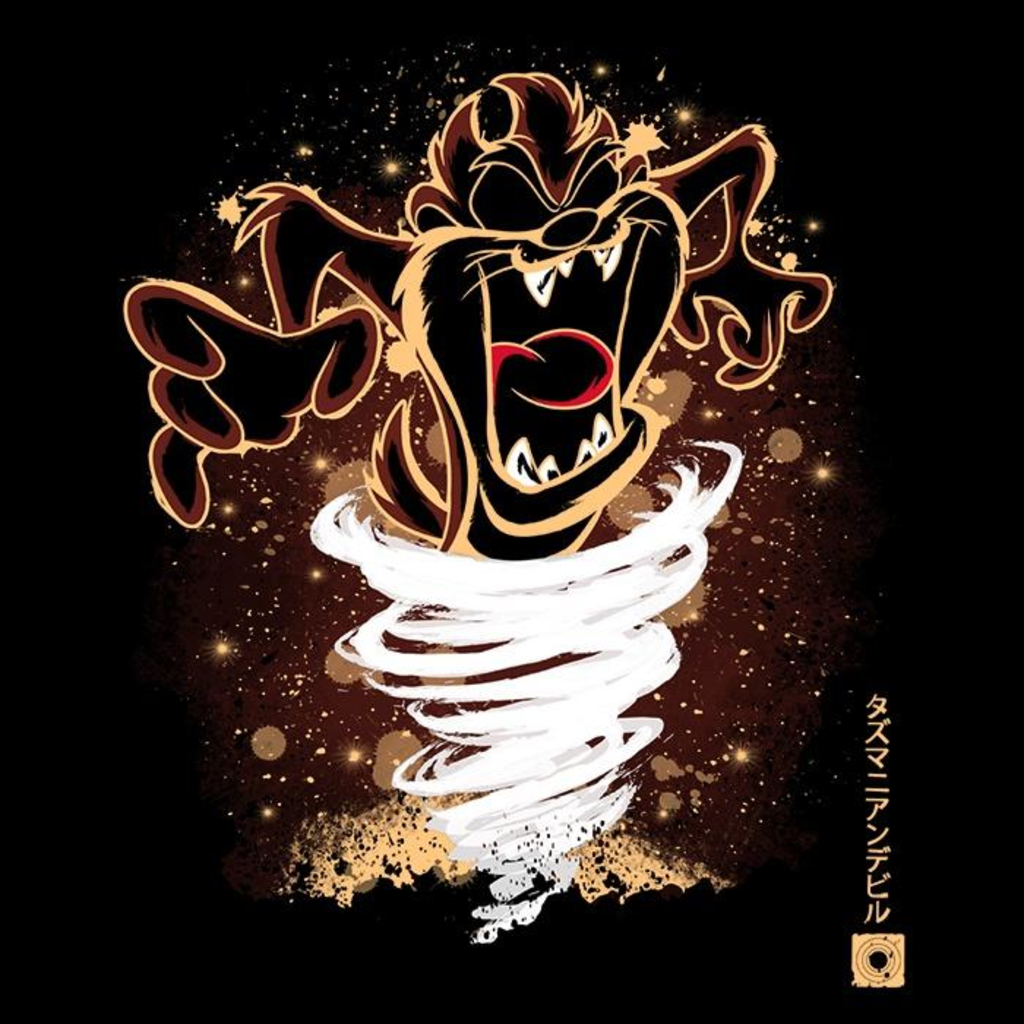 Once Upon a Tee: The Taz