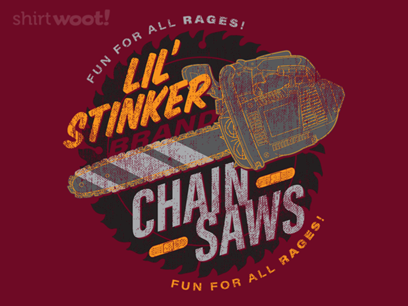 Woot!: Lil' Stinker Chainsaws