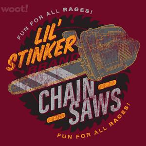 Woot!: Lil' Stinker Chainsaws