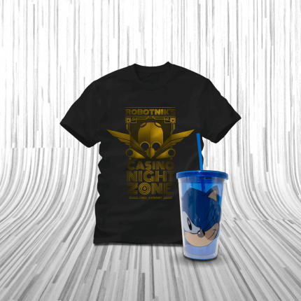 ShirtPunch: Blue it Up Bundle (Cup Only)