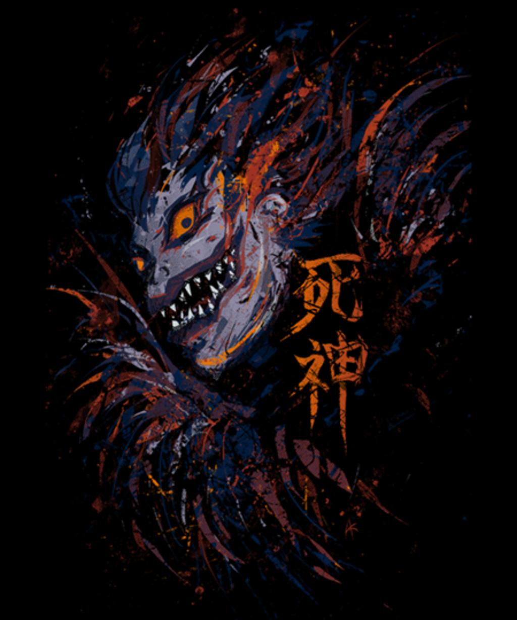 Qwertee: Shinigami