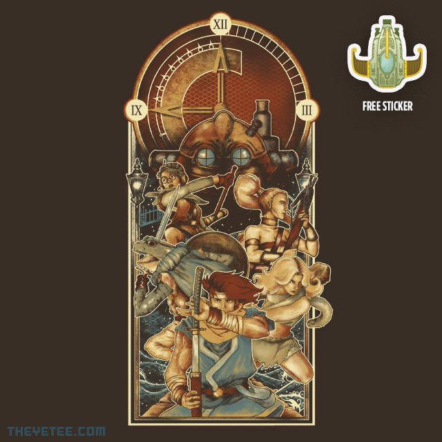 The Yetee: Save Our Past, Present & Future