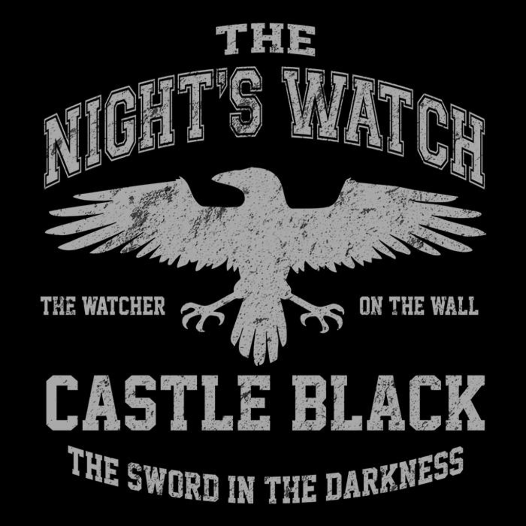 Once Upon a Tee: Watcher on the Wall