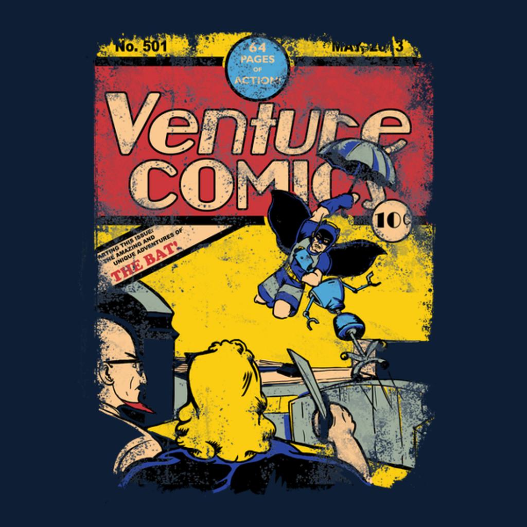 NeatoShop: Venture Comics: The Bat