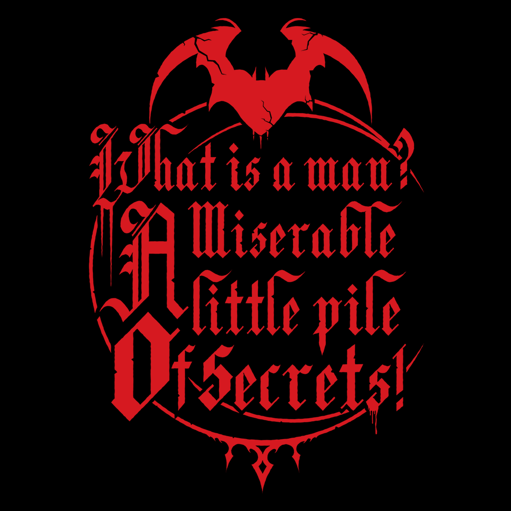 Pop-Up Tee: What is a man