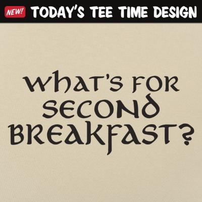 6 Dollar Shirts: Second Breakfast