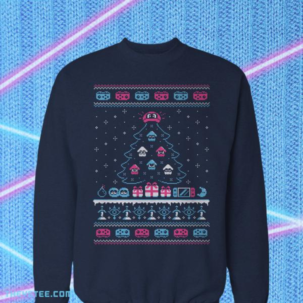 The Yetee: SF6 Switchmas