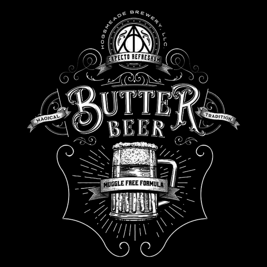 Once Upon a Tee: Butterbeer (Alt)