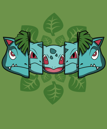 Qwertee: Grass Evolution