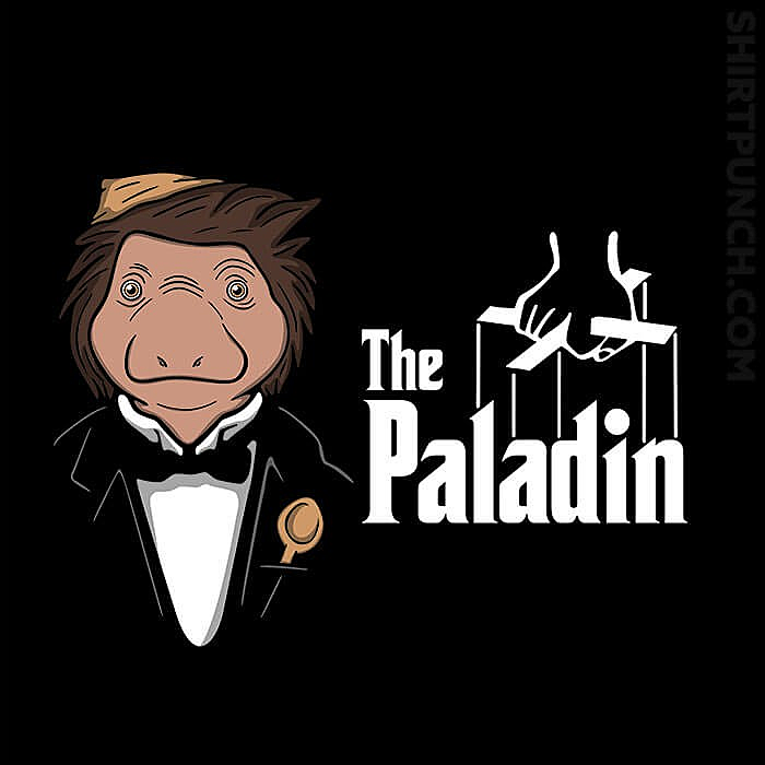 ShirtPunch: The Paladin