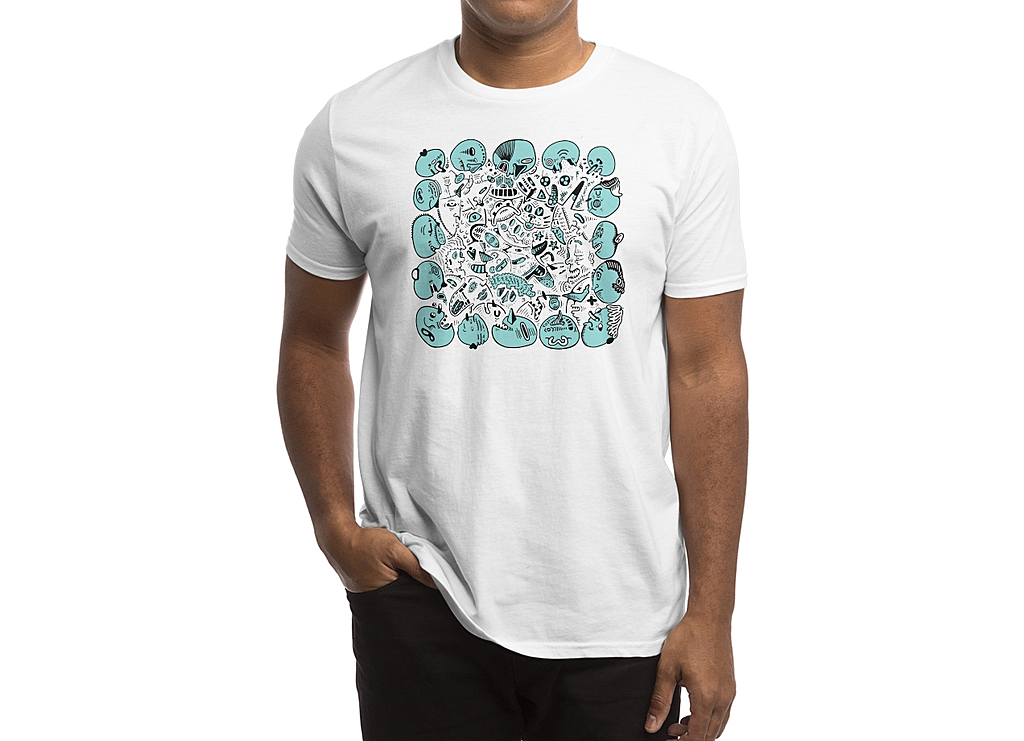 Threadless: I'm Blue