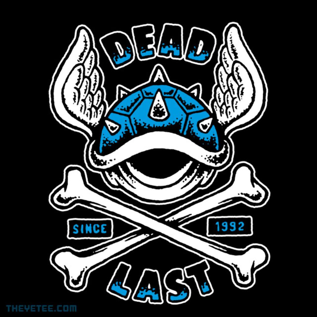 The Yetee: Dead Last