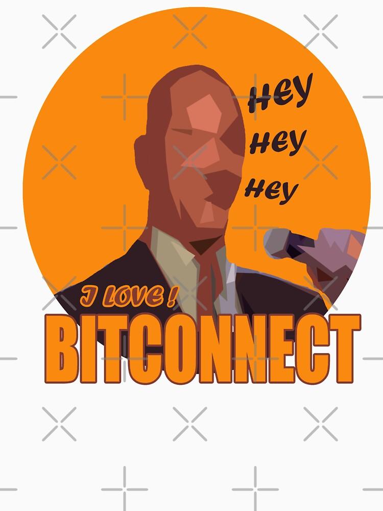 RedBubble: Bitconnect guy lol