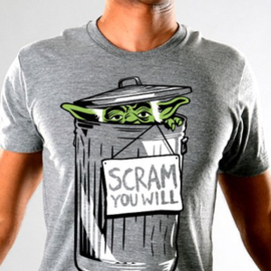 SnorgTees: Scram You Will Limited Edition Tri-Blend