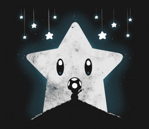 TeeFury: Star Moon