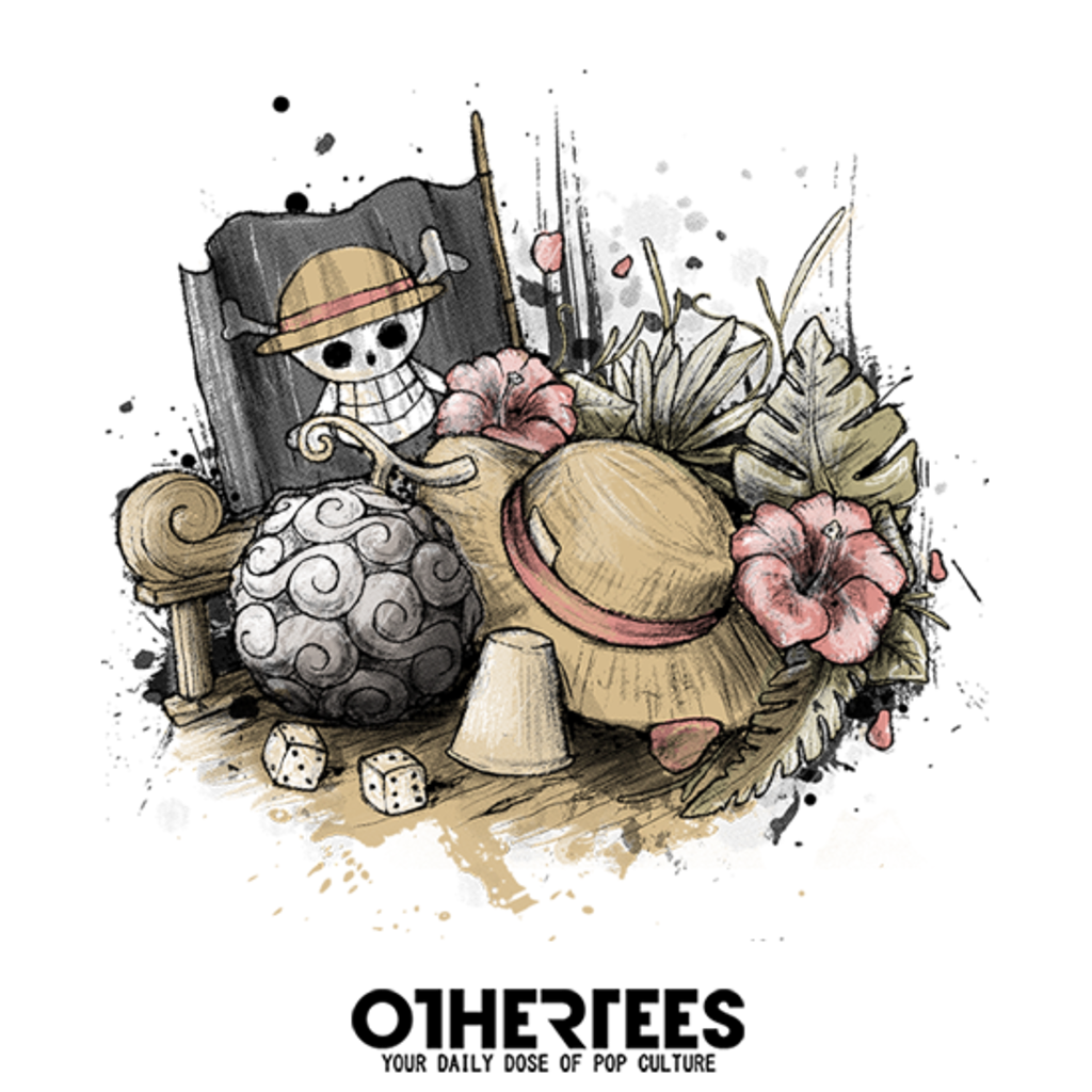 OtherTees: Memories of the Pirate