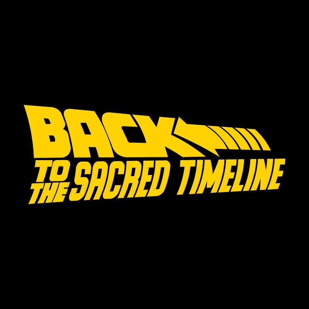 BustedTees: Back to the Sacred Timeline