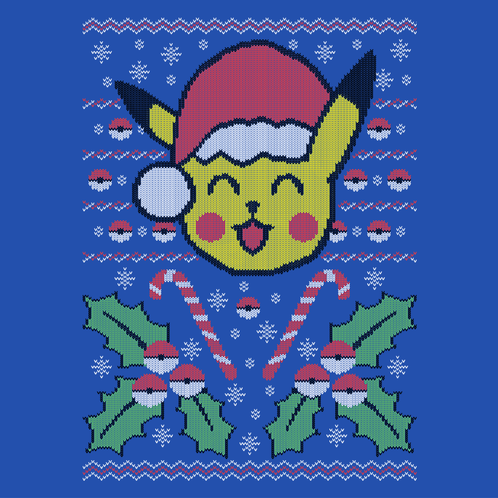 Pop-Up Tee: Pika Christmas