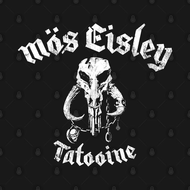 TeePublic: Mos Eisley, Tatooine
