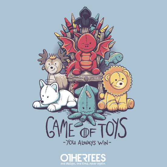 OtherTees: Game of Toys