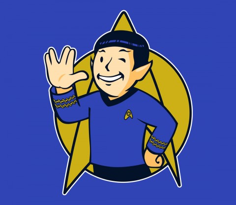 TeeFury: Logic Boy