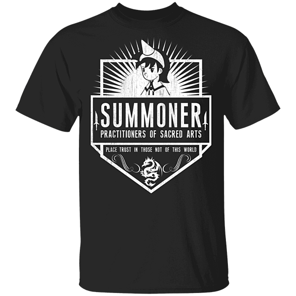 Pop-Up Tee: League Of Summons
