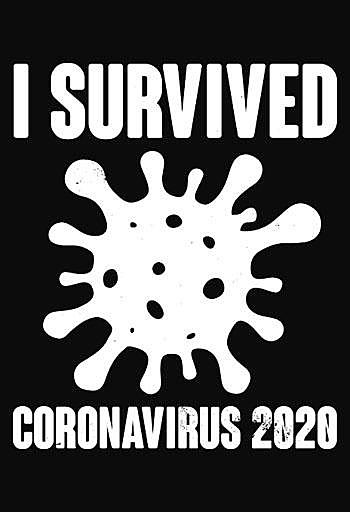 BustedTees: Coronavirus Survivor 2020