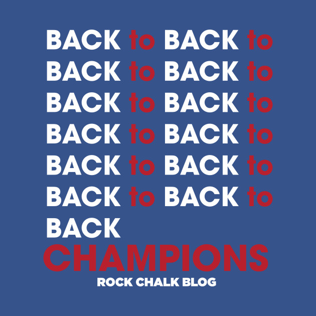 TeePublic: Back to back to back to...