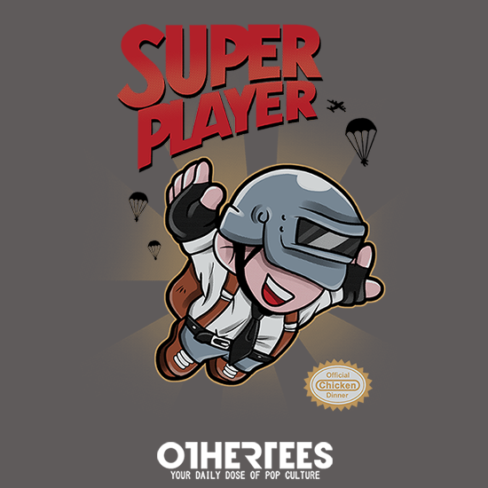 OtherTees: Super Player