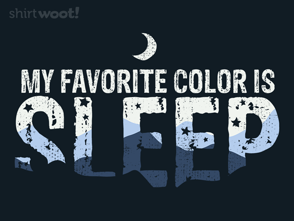 Woot!: My Favorite Color