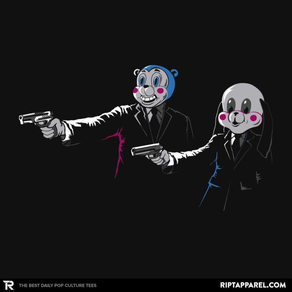 Ript: Pulp Time Agents