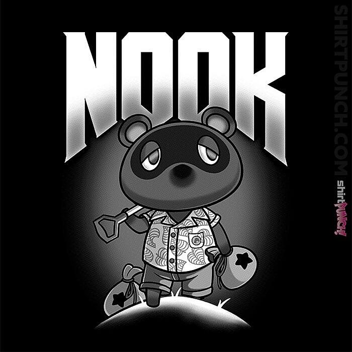 ShirtPunch: Nook