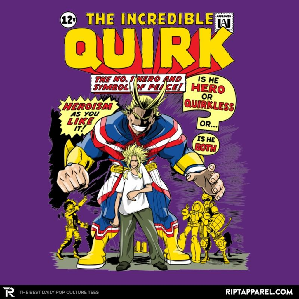Ript: The Incredible Quirk