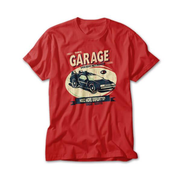 OtherTees: Docs Garage