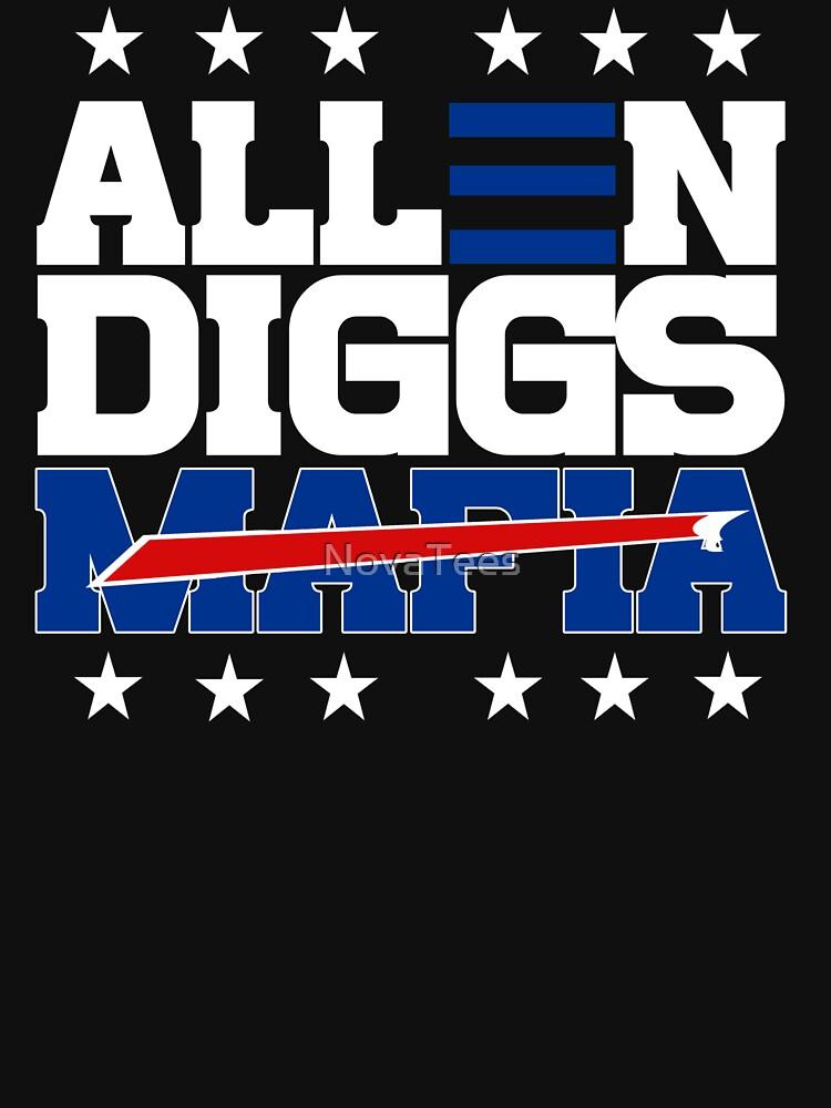 RedBubble: Allen Diggs 2020 Bills mafia