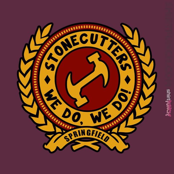 ShirtPunch: Stonecutters
