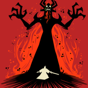 Qwertee: Shape-shifting Master of Darkness