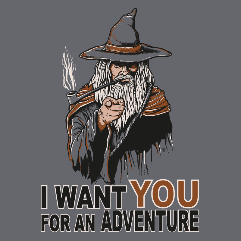 Wistitee: I Want You For An Adventure