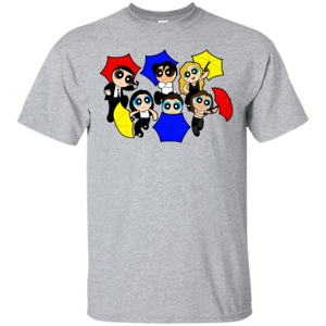 Pop-Up Tee: Powerpuff Friends