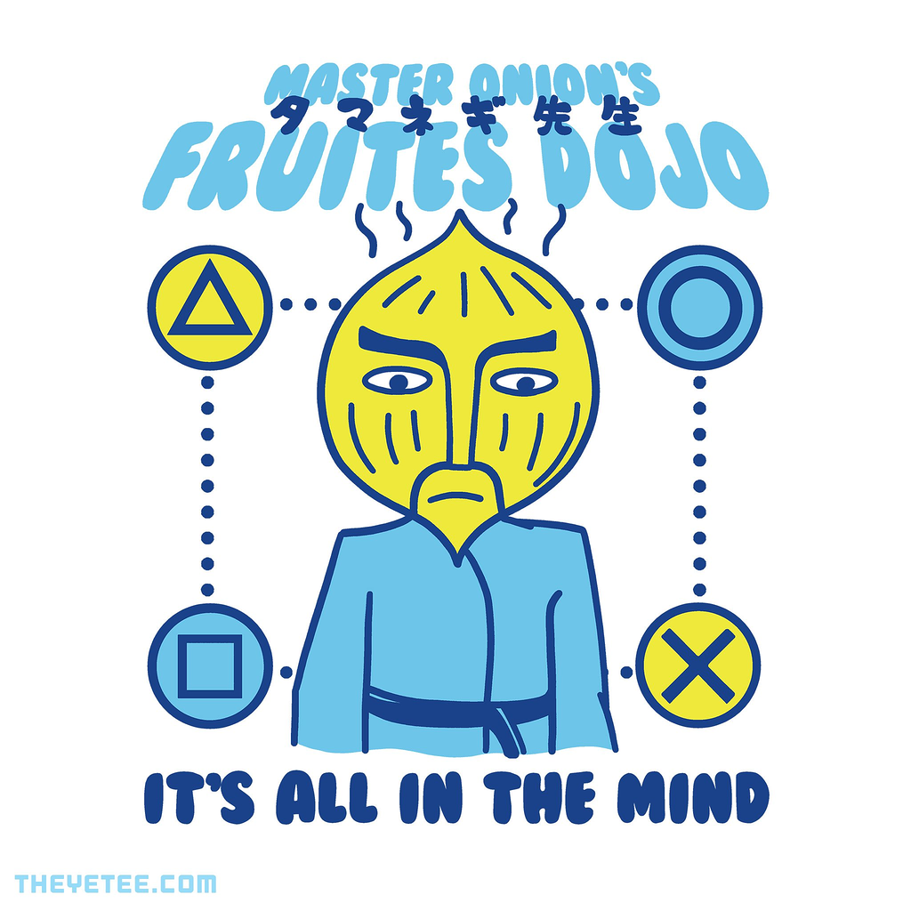 The Yetee: Master Onion