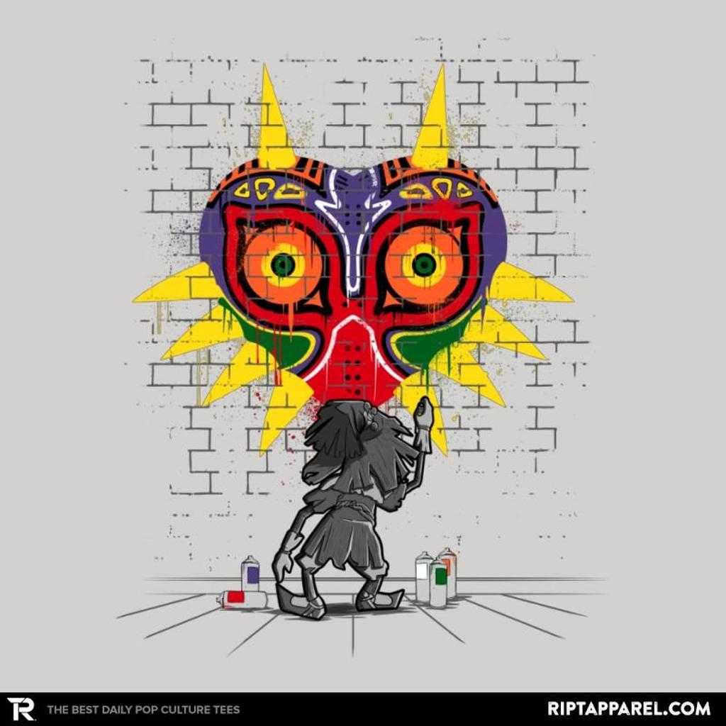 Ript: Graffiti Mask