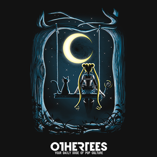 OtherTees: Guardian under the Moon