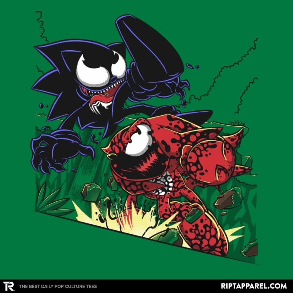 Ript: Echidna vs Hedgehog